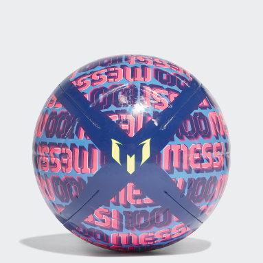 Football Blue Messi Club Ball