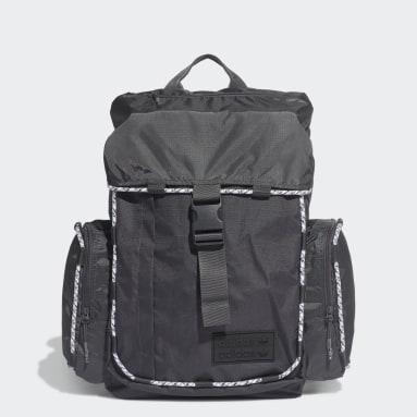 Originals Grey R.Y.V. Toploader Backpack