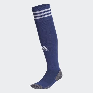 Fußball Adi 21 Socken Blau
