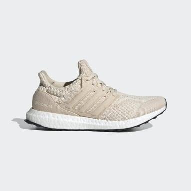Dam Löpning Beige Ultraboost 5.0 DNA Shoes