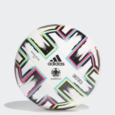 Fodbold Hvid Uniforia League Box bold