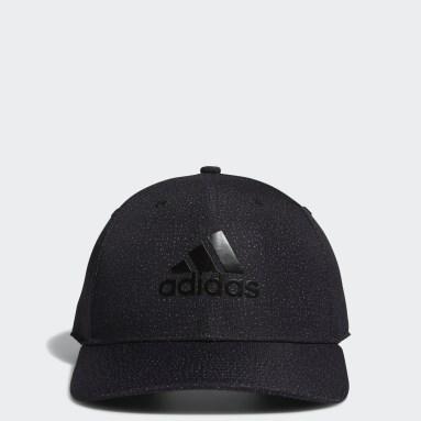 Digital Print Hat Czerń