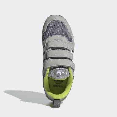 Kids Originals Grey ZX 700 HD Shoes