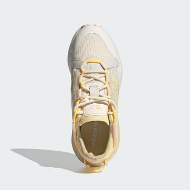 Women Originals White ZX 2K Boost Pure Shoes