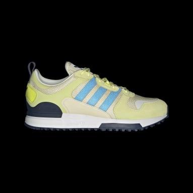 Men's Originals Yellow ZX 700 HD Shoes