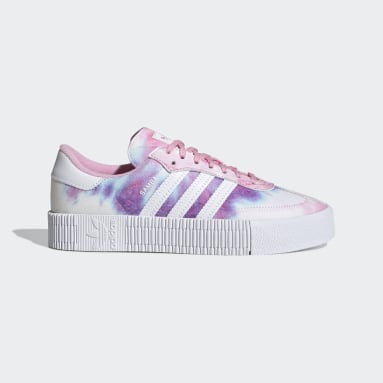 Women's Originals Pink SAMBAROSE Shoes