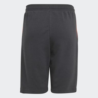 Pantalón corto adidas Adventure Negro Niño Originals