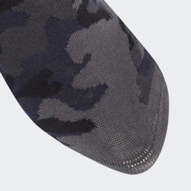 Chaussettes mi-mollet Camo (2 paires) Gris Originals