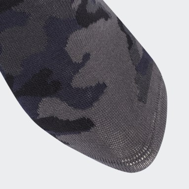 Originals šedá Ponožky Camo Crew – 2 páry