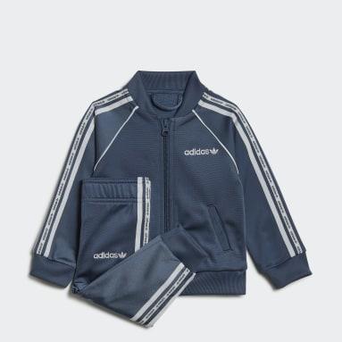 Infants Originals Blue Track Suit