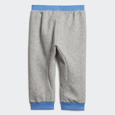 Pants Linear (UNISEX) Gris Niño Training