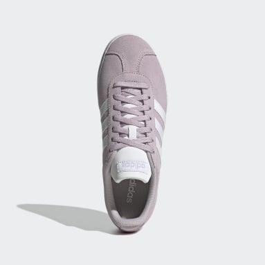 Chaussure VL Court Pourpre Femmes Sport Inspired