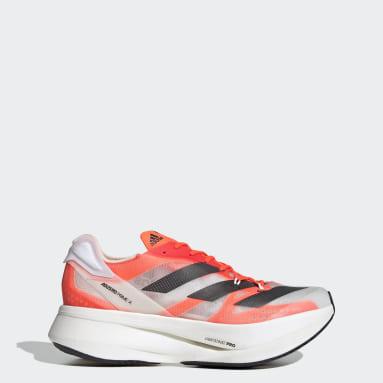 Koşu Beyaz Adizero Prime X Ayakkabı