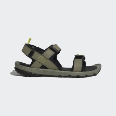 Men TERREX Green Ediffin II Sandals