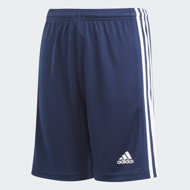 Pantalón corto Squadra 21 Azul Niño Fútbol