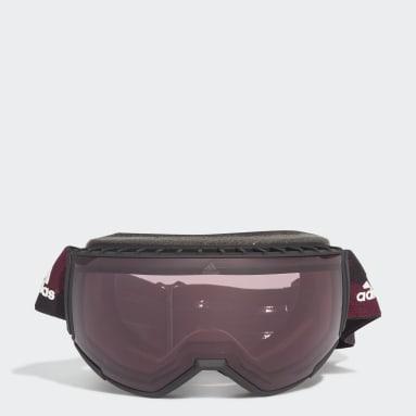 Wintersport Skibrille SP0039 Schwarz