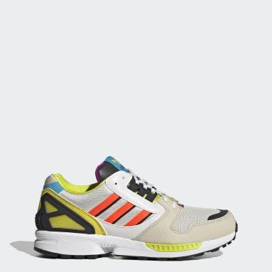 Men's Originals Beige ZX 8000 Shoes