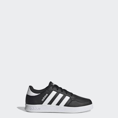 Kids Sportswear Black Breaknet Shoes