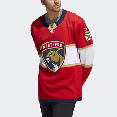 Men's Hockey Red Panthers Home Authentic Jersey