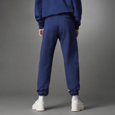 Men Originals Brown Blue Version Chino Track Trousers
