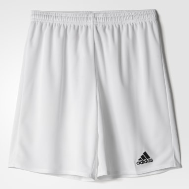 Shorts Parma 16 Branco Meninos Futebol