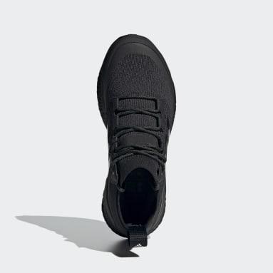 Women TERREX Black Terrex Free Hiker Parley Hiking Shoes