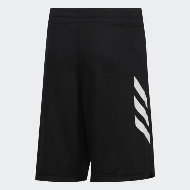Youth Training Black Basketball Shorts