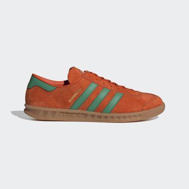 Originals Hamburg Schuh Orange