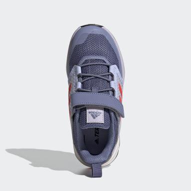 Terrex Trailmaker Hiking Shoes Fioletowy