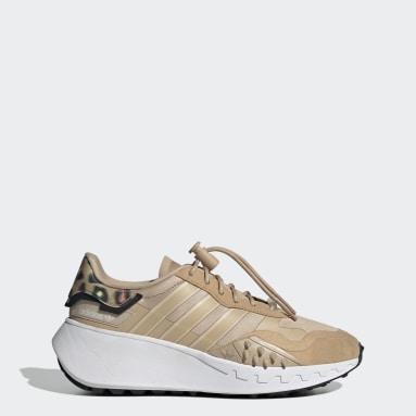 Women Originals Beige Choigo Shoes