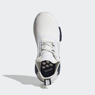 Chaussure NMD_R1 Blanc Enfants Originals