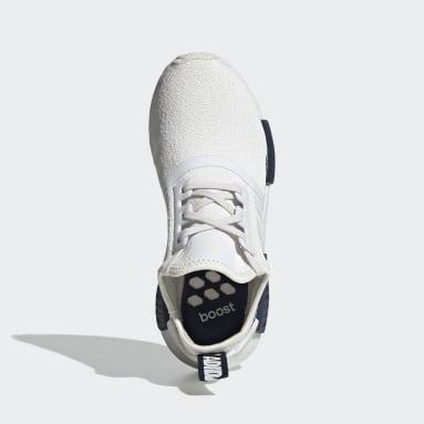 Kinderen Originals wit NMD_R1 Schoenen