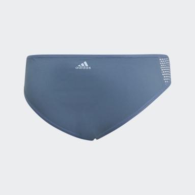 синий Плавки Amphi Hipster