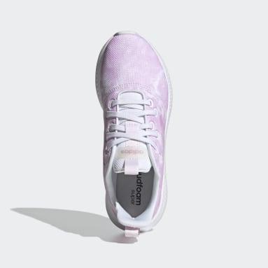 Chaussure Puremotion Pourpre Femmes Essentials