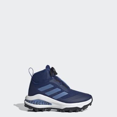 Chaussure FortaRun Freelock All Terrain Running Bleu Enfants Running