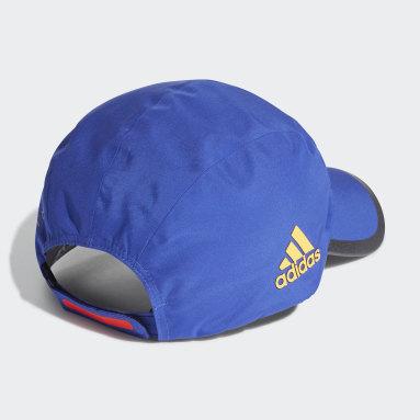 BER M RDY Cap Blu Running