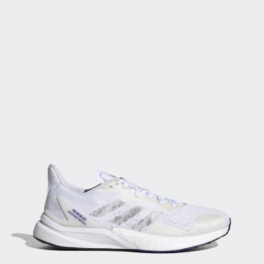 ผู้ชาย วิ่ง สีขาว รองเท้า X9000L3 Primeblue