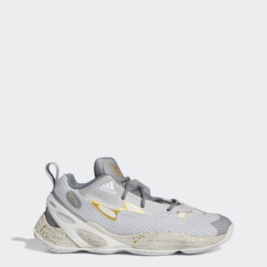 Women's Basketball Grey Exhibit A Candace Parker Shoes