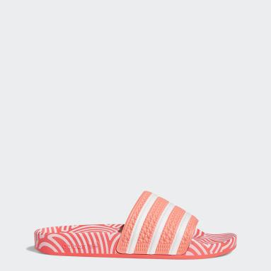 Originals Pink Adilette Slides