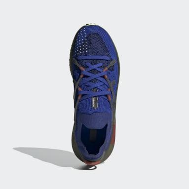 Tenis 4D Fusio Azul Hombre Originals