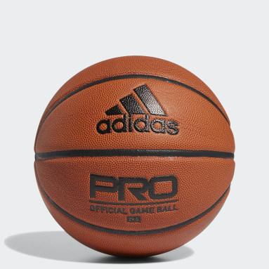 Pallone Pro 2.0 Official Game Arancione Basket