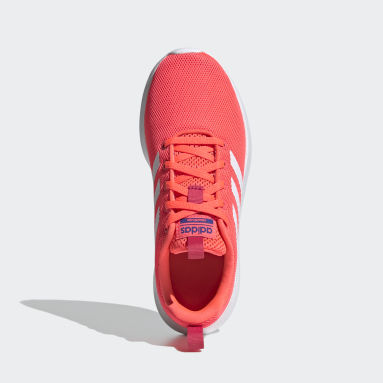 Mädchen Running Lite Racer CLN Schuh Rosa