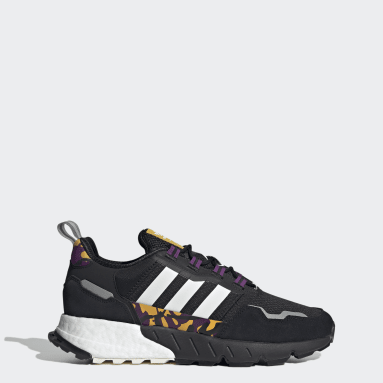 Originals Black ZX 1K Boost Shoes