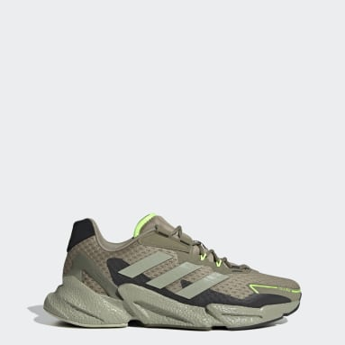 Men's Running Green X9000L4 COLD.RDY Shoes