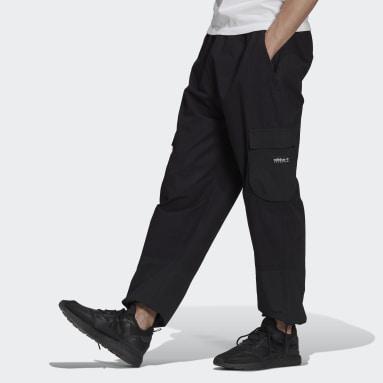 Men Originals Black adidas Adventure Cargo Pants
