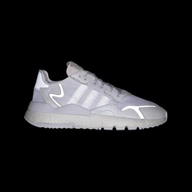 Zapatillas Nite Jogger Blanco Hombre Originals