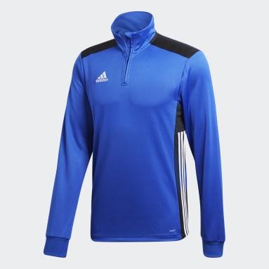 Camiseta entrenamiento Regista 18 Azul Hombre Gimnasio Y Entrenamiento