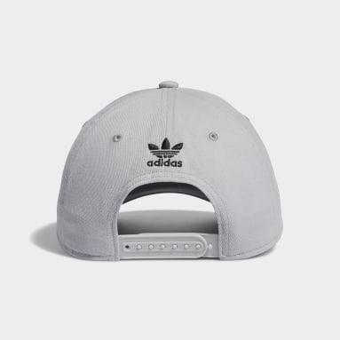 Men's Originals Grey Icon Snapback Hat
