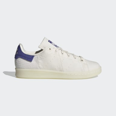 Youth Originals White Stan Smith Primeblue Shoes