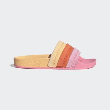 Women's Originals Pink Adilette Slides